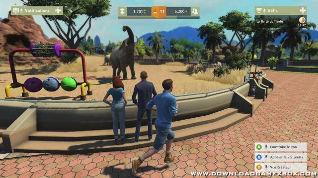 Zoo Tycoon [Region Free][ISO] - Download Game Xbox New Free