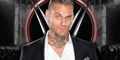 Corey Graves On Possibly Joining The WWE Creative Team