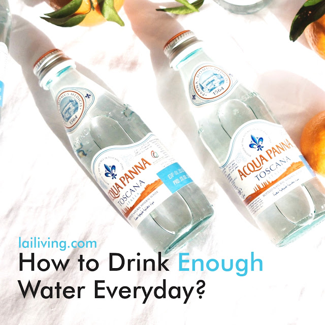 how to drink enough