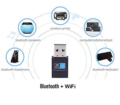 buy wifi bluetooth adapter for pc from amazon