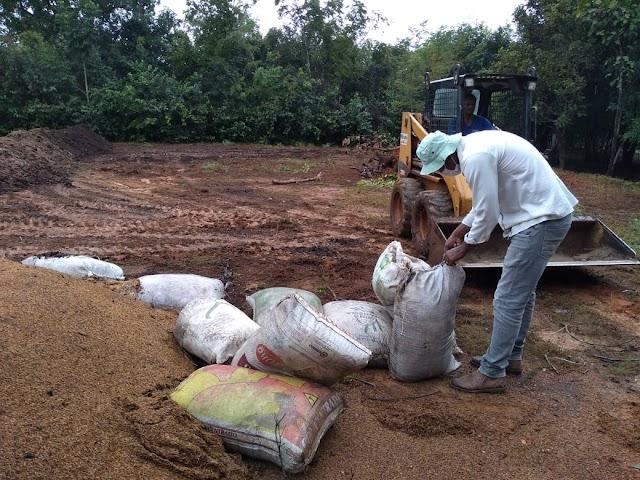 Compostagem desenvolvida pela Prefeitura de Palmas é alternativa para reciclagem de resíduos orgânicos