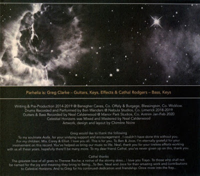 Parhelia - Celestial Horizons