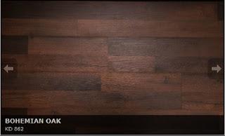 Harga Lantai Vinyl motif kayu Kendo