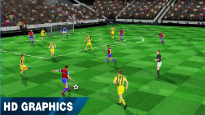Soccer Leagues Pro 2018: Stars Football World Cup Apk 2