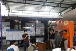 KPU Medan Simulasi e-Rekap Penghitungan Suara