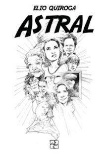 Entrevista al escritor Elio Quiroga sobre su último libro Astral. Revista de Radio Esperantia