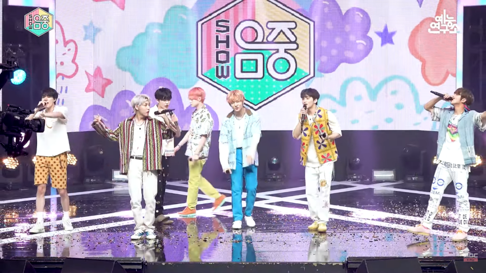 NCT Dream Takes Home The 3rd Trophy With 'Hello Future' on 'Music Core'