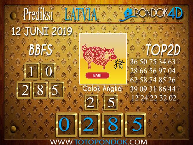 Prediksi Togel LATVIA PONDOK4D 12 JUNI 2019
