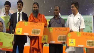 Baba Ramdev launches Patanjali SIM