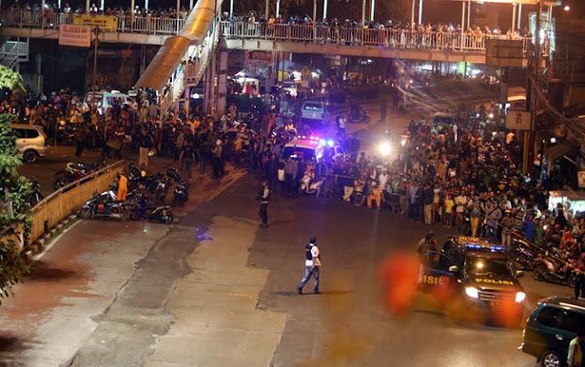 """Terjadi lagi """" BOMB BUNUH DIRI """" Jakarta Siaga 1"""
