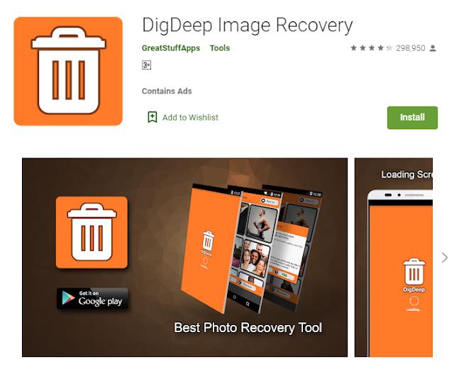 Cara Mengembalikan File Foto yang Terhapus di Galeri Hp Android Oppo