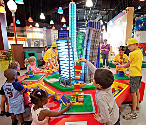 LEGOLAND Discovery Centre Toronto ~ #Giveaway #LDCToronto #ImaginationBuildOff