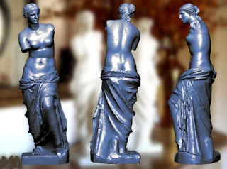 Download Venus de Milo Model for 3d printing