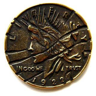 Монета Двуликого ( Монета Харви Дента )