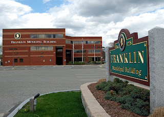 Franklin Municipal Building 355 East Central Street