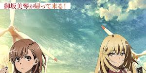 تقرير انمي Toaru Kagaku no Railgun T (الموسم الثالث)