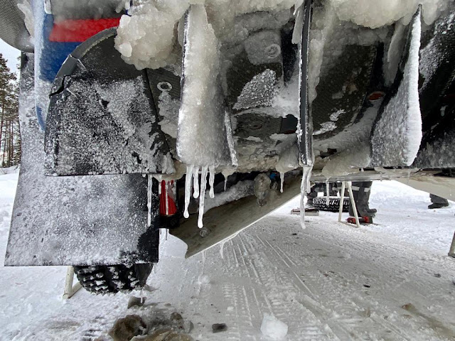 WRC Arctic Rally Finland