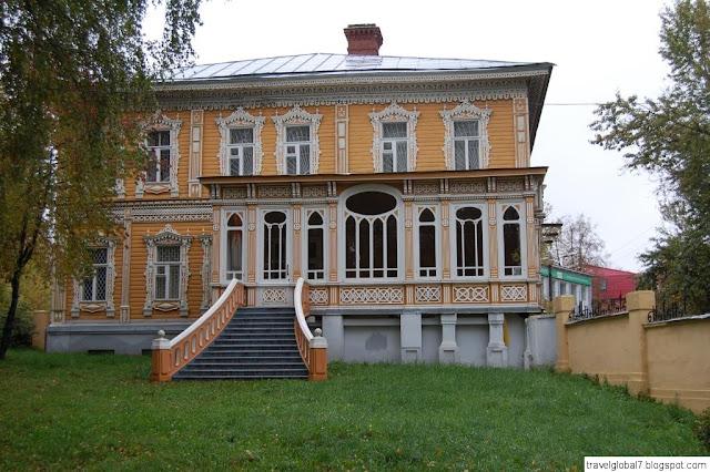 город Фурманов в Ивановской области