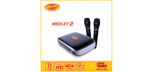 WOW Fiesta Medley 2