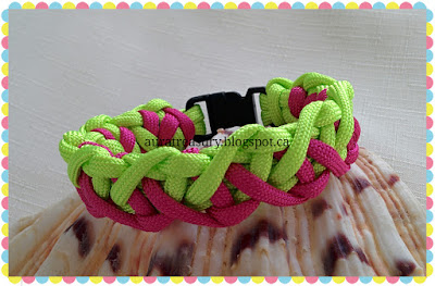 steps by steps in making ankle bracelet