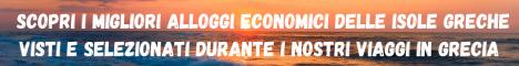 Alloggi economici in Grecia