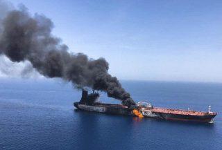 Tarif Kapal Tanker Melonjak setelah Serangan Hormuz