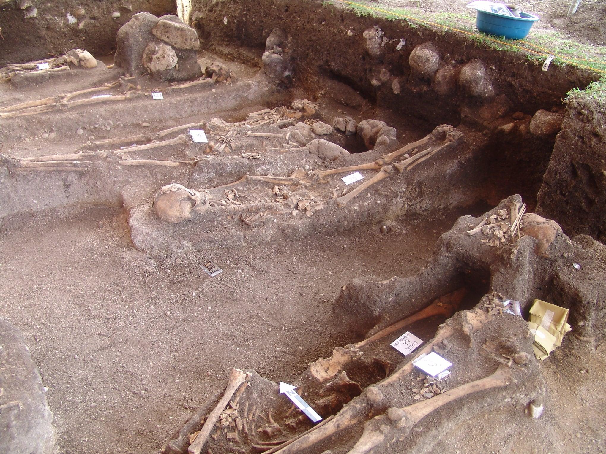 funerary practices Boljoon excavated burial site Early Historical Burials Excavated in Boljoon, Cebu [Philippine History]