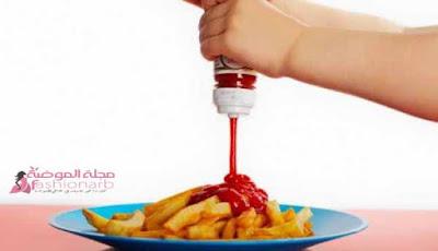 الأضرار الصحية الناجمة عن صلصة الكاتشب قد تجعلك تتوقف عن تناوله