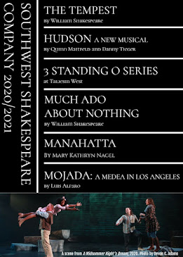 Southwest Shakespeare Company presents...