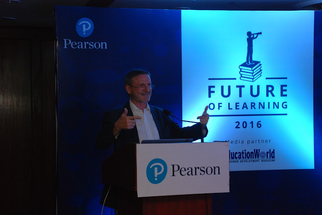 Pearson organizes round two of the 'Future of Learning' series