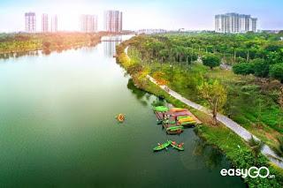 địa điểm du lịch ngoại thành Hà Nội