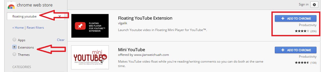 Learn New Things: Play Youtube Video on Desktop Screen