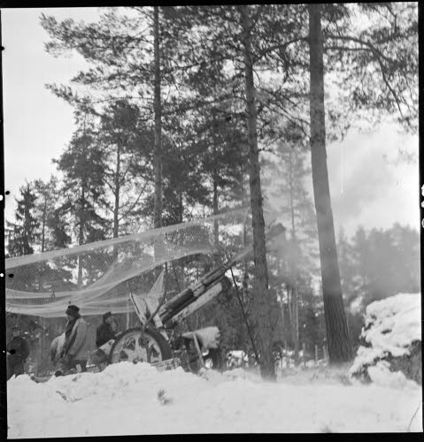 3 March 1940 worldwartwo.filminspector.com Viipuri Finnish artillery
