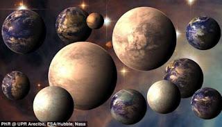 461 Planet Baru Yang Layak Huni