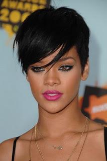 Rihanna Frisuren Bilder Frisuren Ideen