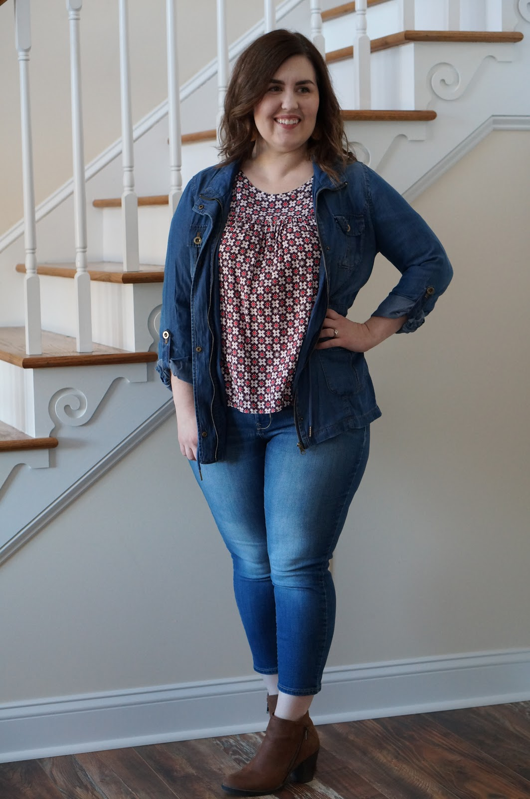 North Carolina style blogger Rebecca Lately shares an outfit inspired by thredUP.  Read more here!
