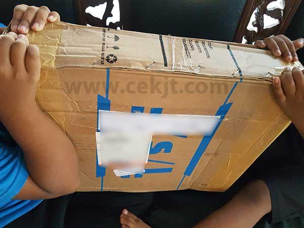 Tempat & Cara Ambil Paket Kiriman J&T Kab Nagan Raya