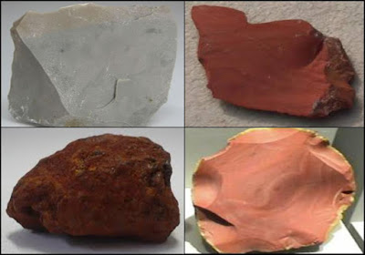 Batu rijang dan proses pembentukannya