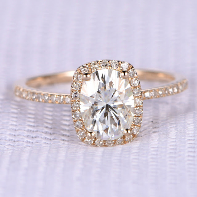 How to Buy Two Carat Moissanite Ring, anel, anel de compromisso