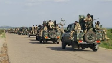 Soldiers neutralize bandits, recover 11 rocket launchers in Adamawa