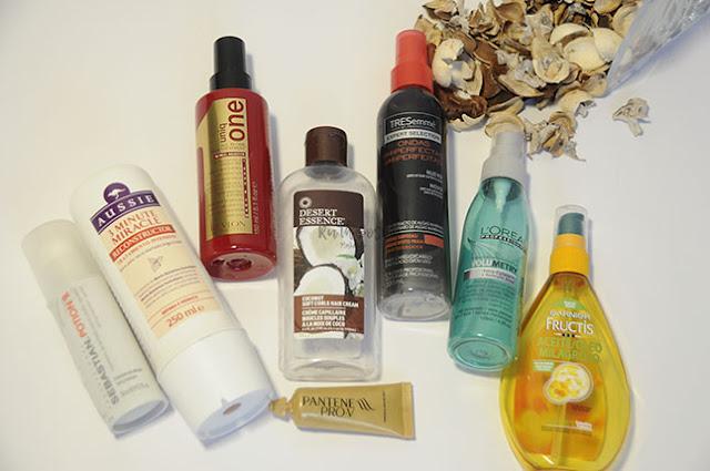 Productos para pelo