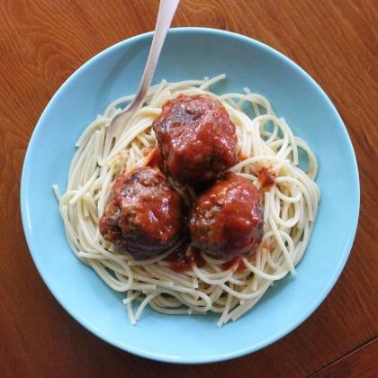 Mama Mia Meatballs
