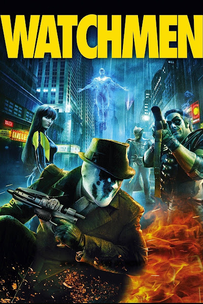 Watchmen (2009) The Ultimate Cut Dual Audio [Hindi-DD5.1] 999MB BluRay 720p HEVC x265 Download