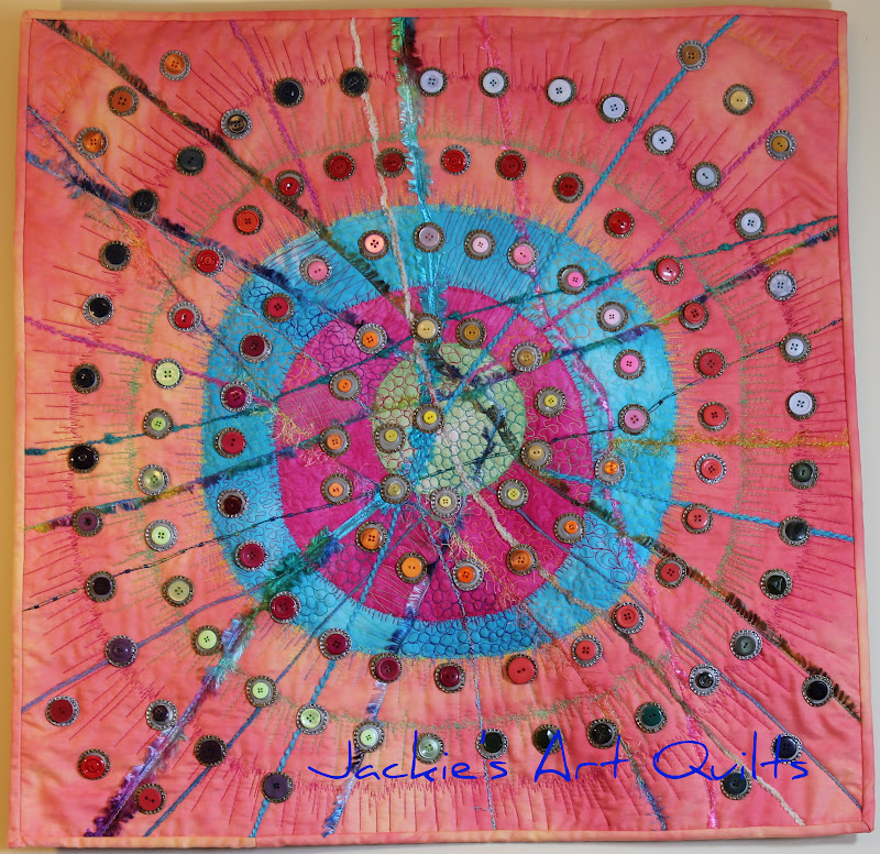 What Are Contemporary: Jackie's Art Quilts: Quilt Gallery