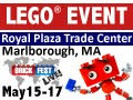 Brick Fest is Coming to Marlborough, May 15-17