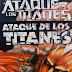 Evaluación de Ataque de los Titanes de Panini Manga