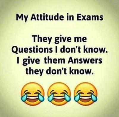 Perfect Exam Quotes