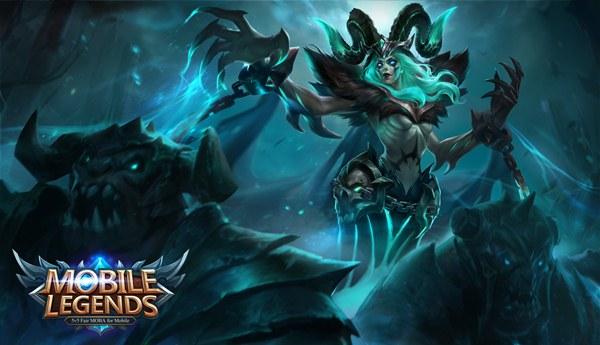 Hasil gambar untuk mobile legends Vexana