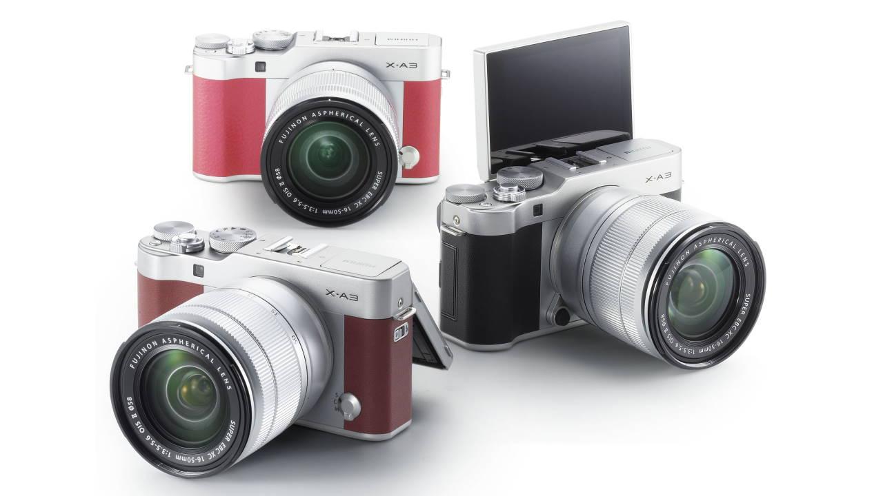 Kamera Fujifilm XA3