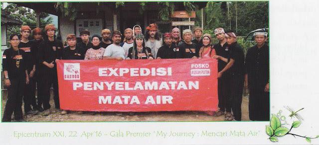 Expedisi Penyelamatan Mata Air (EPMA)